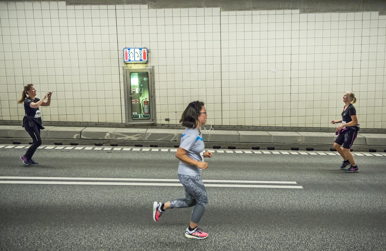 Billeder fra Aalborg Halvmarathon 2016. Foto: Martin Damgård